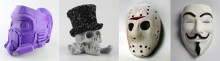 concours design halloween gain imprimante 3D
