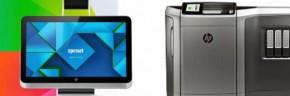 Bannière imprimante 3D HP