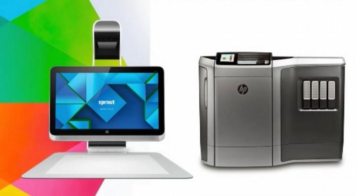 Écosystème 3D HP