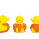 Puzzle 3D canard