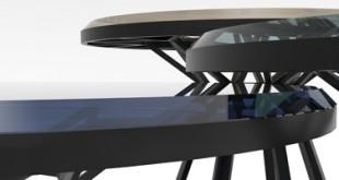 Bannières tables luxueuses GEMMA HD