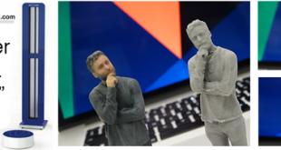 Apéritif 3D scanner full body