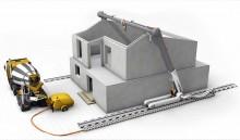 Imprimer une maison en 3D