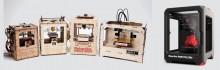 Evolution des imprimantes 3D MakerBot