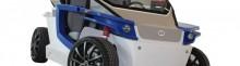 photo voiture electrique imprimee en 3D StreetScooter C16