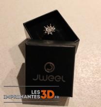 Boite de mon bijou imprimé en 3D par Jweel