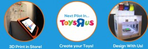 Toys'R'Us PieceMaker Factory