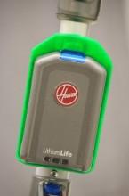 Fixation batterie pour aspirateur Hoover 2