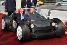 Strati, la voiture imprimée en 3D