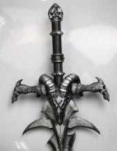 World of Warcraft épée Frostmourne 09