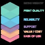 Critères du guide des imprimantes 3D