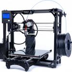 Imprimante 3D Lulzbot taz 4