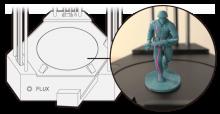 Scanner 3D FLUX