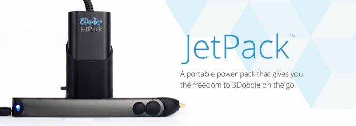 Accessoires 3Doodler 2.0 JetPack