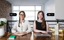 Alexandra Fine et Janet Lieberman