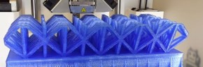 Impression 3D tour Eiffel Ultimaker 2