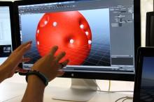 Modéliser en 3D du bout des doigts