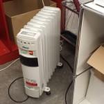 Radiateur pour imprimer en 3D à température constante