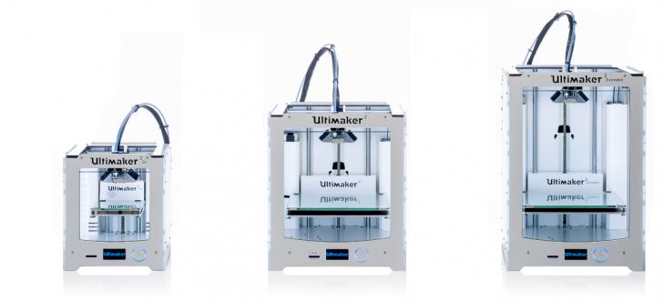 Modèles Ultimaker 2 CES 2015