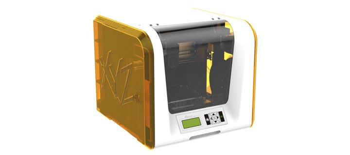 photo imprimante 3D XYZprinting daVinci Junior