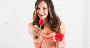 Offrir une rose imprimée en 3D à sa femme pour la Saint Valentin