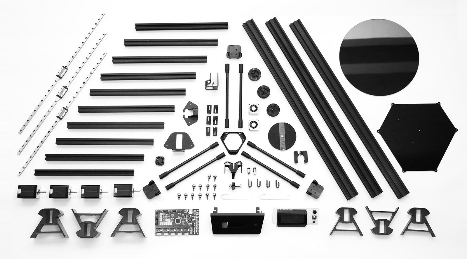 l 39 imprimante 3d atom 2 0 la conqu te de la france. Black Bedroom Furniture Sets. Home Design Ideas