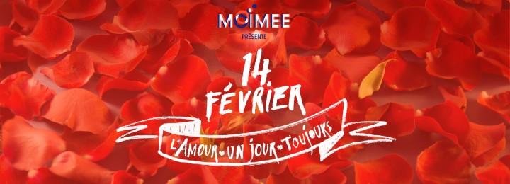 Le 14 février en 3D avec Moïmee
