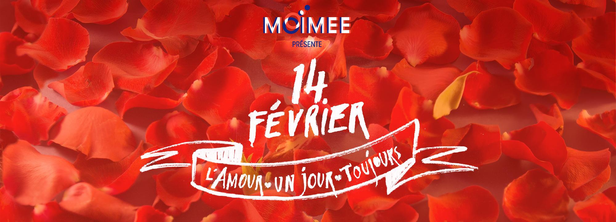 Le 14 février en 3D avec Moïmee Couple imprimé en 3D