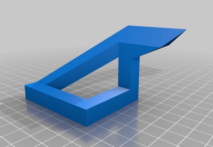 Modèle 3D du Triangle de Penrose