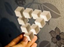 Variante du Triangle de Penrose imprimé en 3D