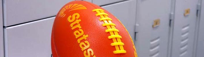 ballon de football americain imprimé en 3D