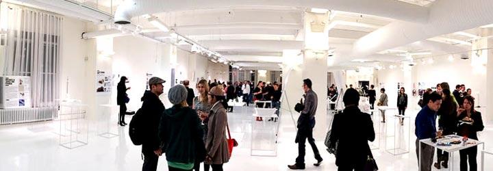photo 3DPrintshow exposition exhibit