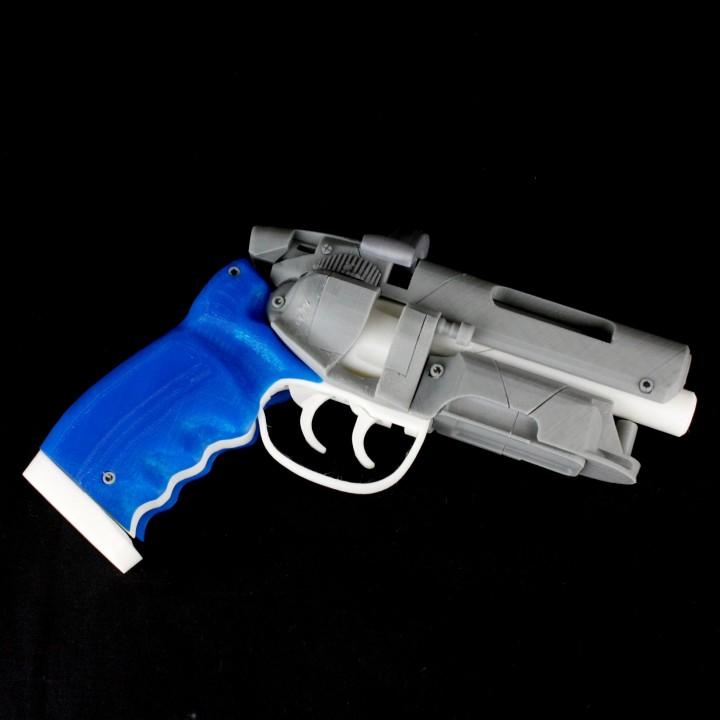 Deckard's blaster