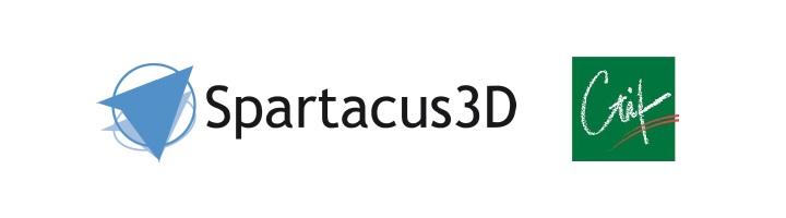 Spartacus3D CTIF