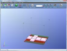 Capture d'écran du logiciel UP!