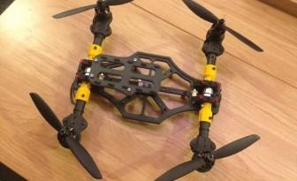 Châssis et bras du drone racer TILT imprimés en 3D