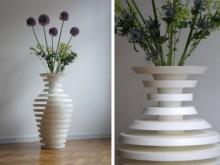 Vase design imprimé en 3D