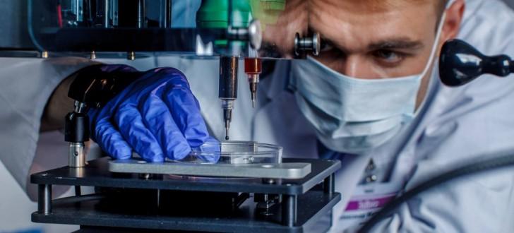 L'Oréal et Organovo bioprinting