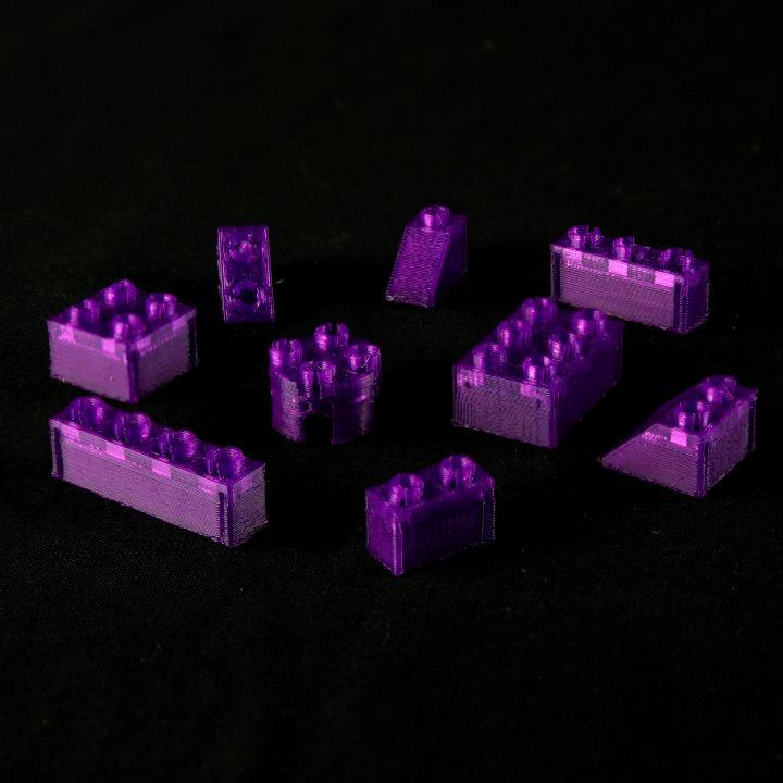 Briques Lego Officielles