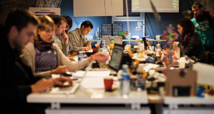 Soirée Open Lab