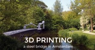MX3D pont imprimé en 3D