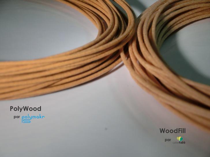 WoodFill VS PolyWood