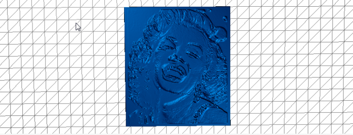 Marylin Mesh Points