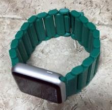 bracelet montre Apple Watch imprimé en 3D