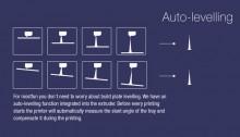 Auto-levelling mostfun Pro