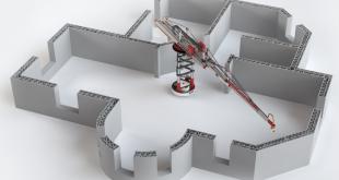 Apis Cor Imprimante 3D Grue Maison