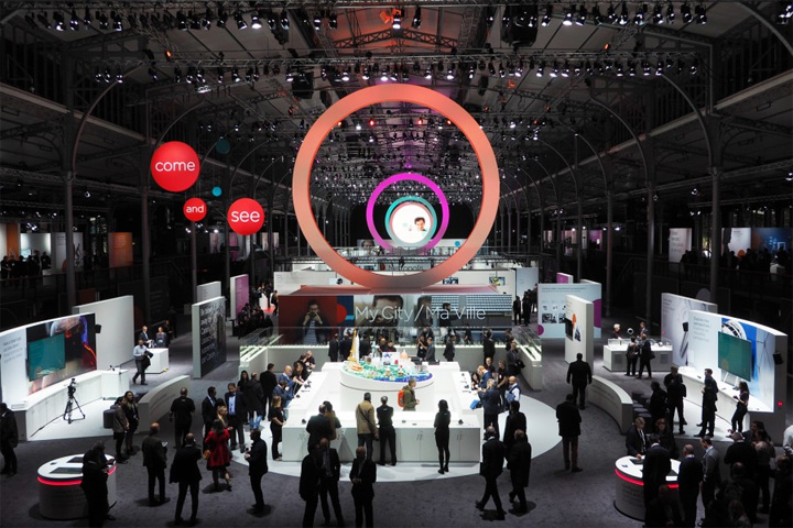 Canon Expo 2015 Paris