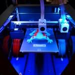 Impression 3D lezard