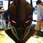 Masque type Batman de Zortrax