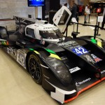 Voiture de course Strakka Racing Stratasys